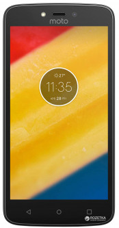 Motorola Moto C Plus (XT1723) Black