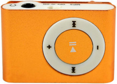 Плеер TOTO TPS-03 Without display&Earphone Mp3 Orange