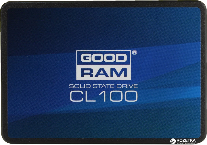 "Goodram CL100 240GB 2.5"" SATAIII TLC (SSDPR-CL100-240)"