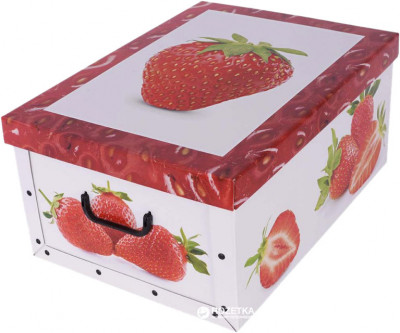 Коробка Miss Space Strawberry 51x37x24 см (8033695870506)