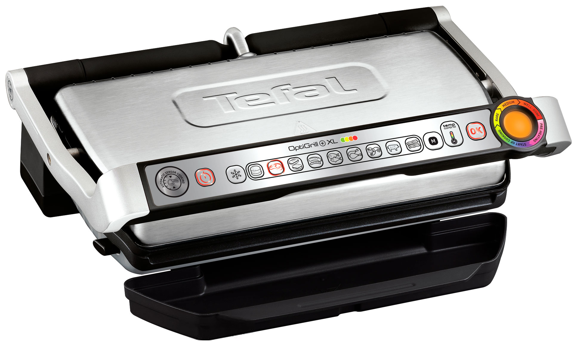 Гриль TEFAL OptiGrill+ XL GC722