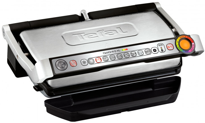 Гриль TEFAL OptiGrill+ XL GC722D34 - изображение 1
