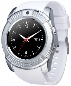 Смарт-часы Atrix Smart Watch B2 IPS Metal-White