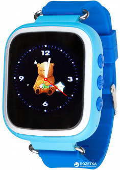 Atrix Smart Watch iQ200 GPS Blue