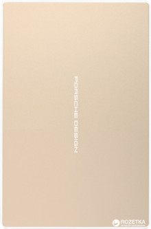 "Жесткий диск LaCie Porsche Design Mobile Drive for Mac 2TB STFD2000403 2.5"" USB 3.0 External Gold"
