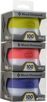 Набор фонарей Black Diamond Moji Lantern BD 620714.PRIM 3 шт (793661290650)