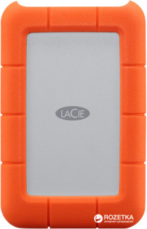 "Жесткий диск LaCie Rugged 1 TB STFR1000800 2.5"" USB-C External"