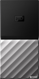 "Western Digital My Passport 256GB 2.5"" USB 3.1 Type-C TLC (WDBK3E2560PSL-WESN) External"