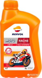 Моторное масло Repsol Moto Racing 4T 10W40 1 л (RP160N51)