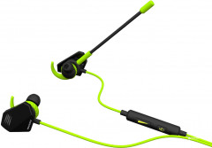 Mad Catz E.S. PRO 1 Gaming Earbuds BlackGreen (MCB434150006/06/1)