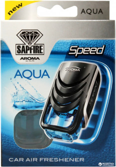 Ароматизатор Sapfire Aroma Car Supreme Speed Аква 8 мл (5907718923124)