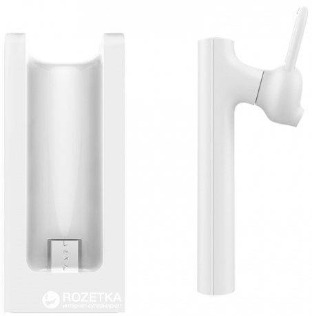 Xiaomi Mi Bluetooth Headset Youth Edition White + зарядное устройство  (CDZ01LMW) 74920877957c1