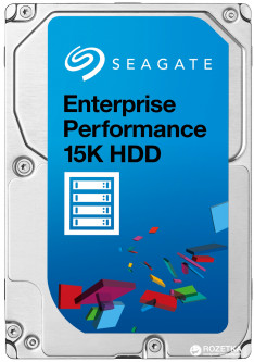 "Жесткий диск Seagate Enterprise Performance 15K HDD 300GB 15000rpm 256MB ST300MP0006 2.5"" 512n SAS"