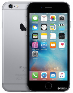 Apple iPhone 6s 64GB Space Gray (FKQN2RM/A) как новый Original factory refurbished by Apple