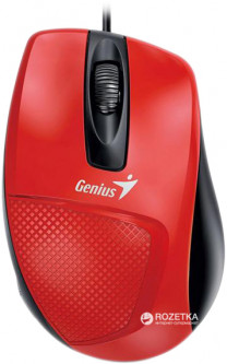 Мышь Genius DX-150X USB Red/Black (31010231101)