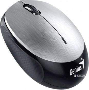 Миша Genius NX-9000BT Wireless Silver (31030299102/31030009405)