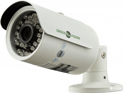 Уличная IP-камера Green Vision GV-006-IP-E-COS24V-40 POE (LP4017)