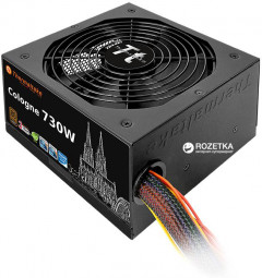 Thermaltake Cologne 730W Bronze (W0394RE)