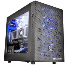 Корпус Thermaltake Core X1 Black (CA-1D6-00S1WN-00)