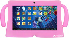 Планшет Atrix Kids 7Q Quad Core Yellow-Pink