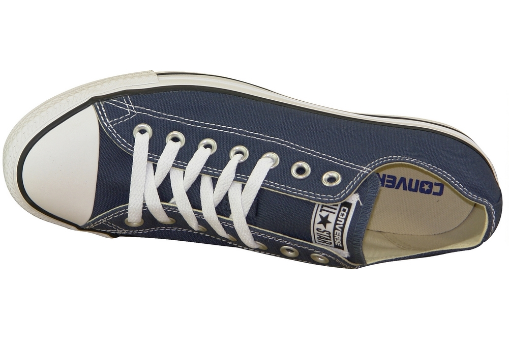 Кеди Converse C. Taylor All Star OX Navy M9697 36 Синій f1ed0d520cfc0