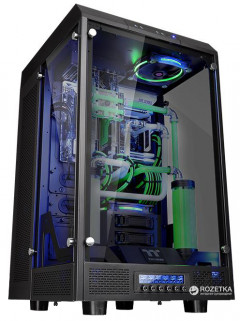 Корпус Thermaltake The Tower 900 Black (CA-1H1-00F1WN-00)