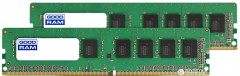Оперативная память Goodram DDR4-2133 16384MB PC4-17000 (Kit of 2x8192) (GR2133D464L15S/16GDC)