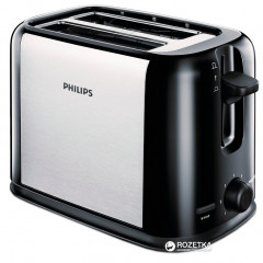 Тостер PHILIPS Daily Collection HD2586/20