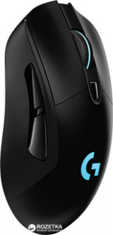 Мышь Logitech G703 Lightspeed Wireless Black (910-005093)