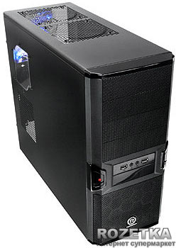 Корпус Thermaltake V3 Black Edition (VL80001W2Z)