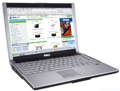 Ноутбук Dell XPS M1330 (210-19259Red)