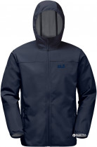 Ветровка Jack Wolfskin Northern Point 1304001-1033 XL (4055001495696) - изображение 1