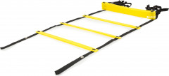 Лесенка ProSource Speed Agility Ladder координационная 6 м Black-Yellow (PS-1081-al-12r-y)