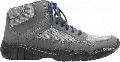 Ботинки Crocs Swiftwater Hiker Mid M 204687-02W-M9 42 (887350996937) f3bd706e5de