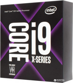 Процессор Intel Core i9-7960X X-Series 2.8GHz/8GT/s/22MB (BX80673I97960X) s2066 BOX