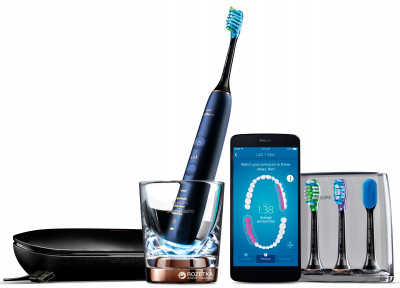 Електрична зубна щітка PHILIPS Sonicare DiamondClean Smart HX9954/57