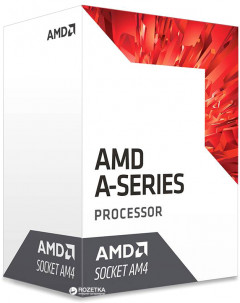 Процессор AMD A10-9700 3.5GHz/2MB (AD9700AGABBOX) AM4 BOX