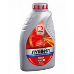 Моторное масло LUKOIL SUPER SAE 10W-40