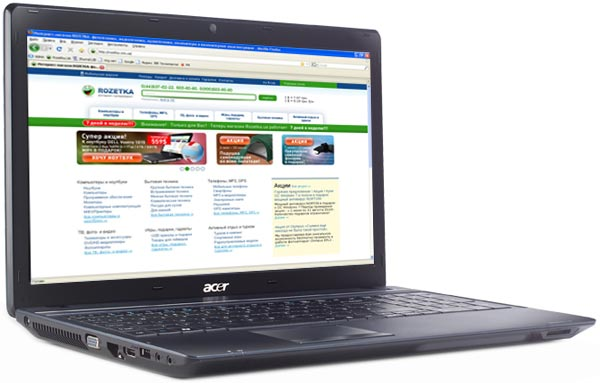 ACER TRAVELMATE 5740ZG DRIVERS