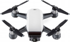 Квадрокоптер DJI Spark Fly More Combo Alpine White (6958265149276)