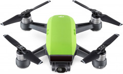 Квадрокоптер DJI Spark Fly More Combo Meadow Green (6958265149313)