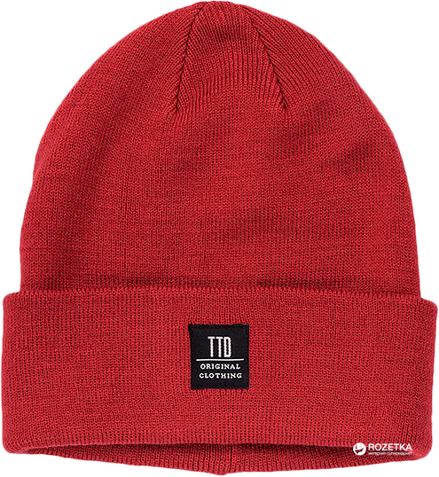 Beanie - Red 4216 Tom Tailor npojTqFH3