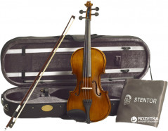 Скрипка Stentor 1542/C Graduate Violin Outfit 3/4