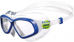 Маска Arena ORBIT 2 1E193-15 Clear Navy Lime (3468335510200)