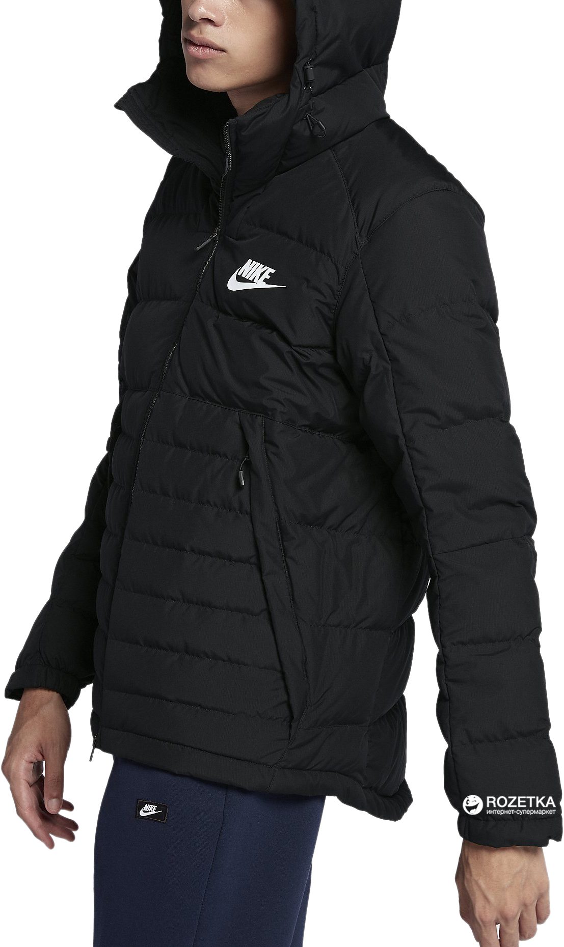 5ffa14ceb71778 ROZETKA | Фото Пуховик Nike M Nsw Down Fill Hd Jacket 806855-012 L ...