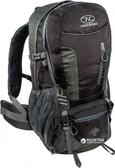 Рюкзак Highlander Hiker 40 Black (924250)