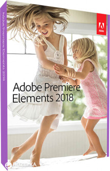 Adobe Premiere Elements 2018 Russian AOO License 1 лицензия 1 ПК (65282017AD01A00)