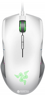 Мышь Razer Lancehead Tournament Mercury Edition USB White (RZ01-02130200-R3M1)