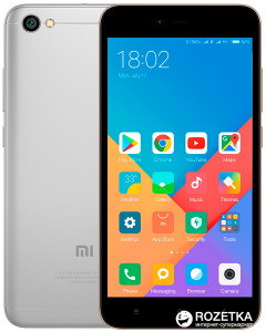 Xiaomi Redmi Note 5A 2/16GB Gray
