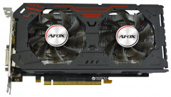 AFOX PCI-Ex GeForce GTX 1060 3GB GDDR5 (192bit) (1506/8008) (DVI, HDMI, 3 x DisplayPort) (AF1060-3072D5H1)